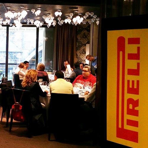Pirelli, Praga & Budapest
